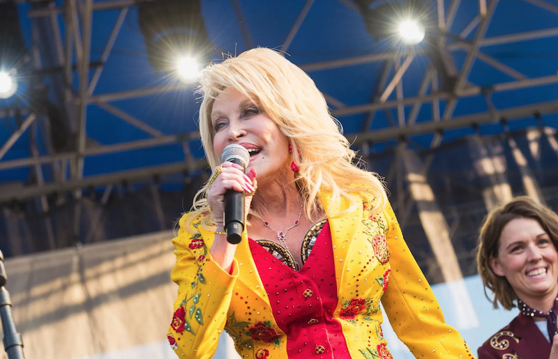 """Dolly Parton Prepping """"Thousands of Songs"""" to Be Released After Death  Consequence of Sound"""