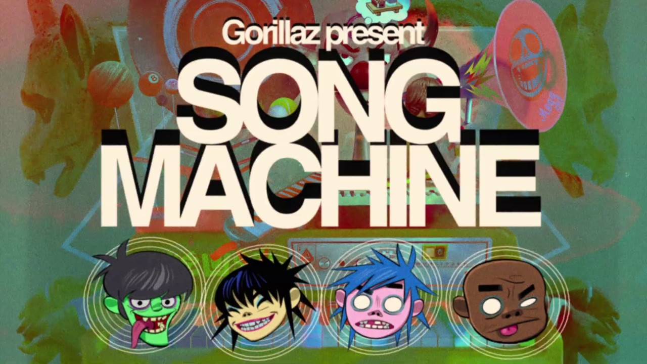 Gorillaz present Song Machine