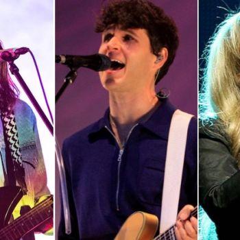 Tame Impala (Amy Price), Vampire Weekend (Heather Kaplan), and Stevie Nicks