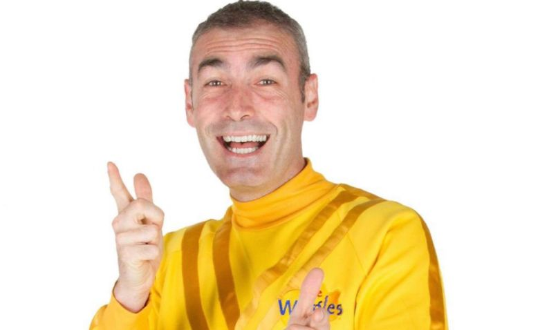 Greg Page of WigglesGreg Page of Wiggles