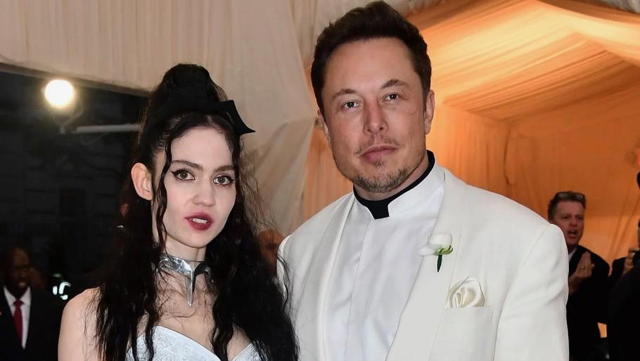 Grimes Elon