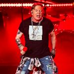 Guns N' Roses lawsuit against fan