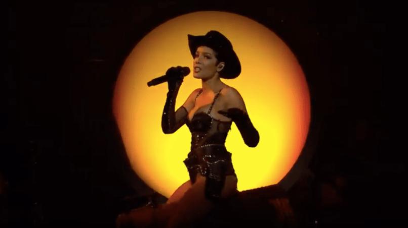 Halsey Saturday Night Live SNL You Should Be Sad Finally Beautiful Stranger