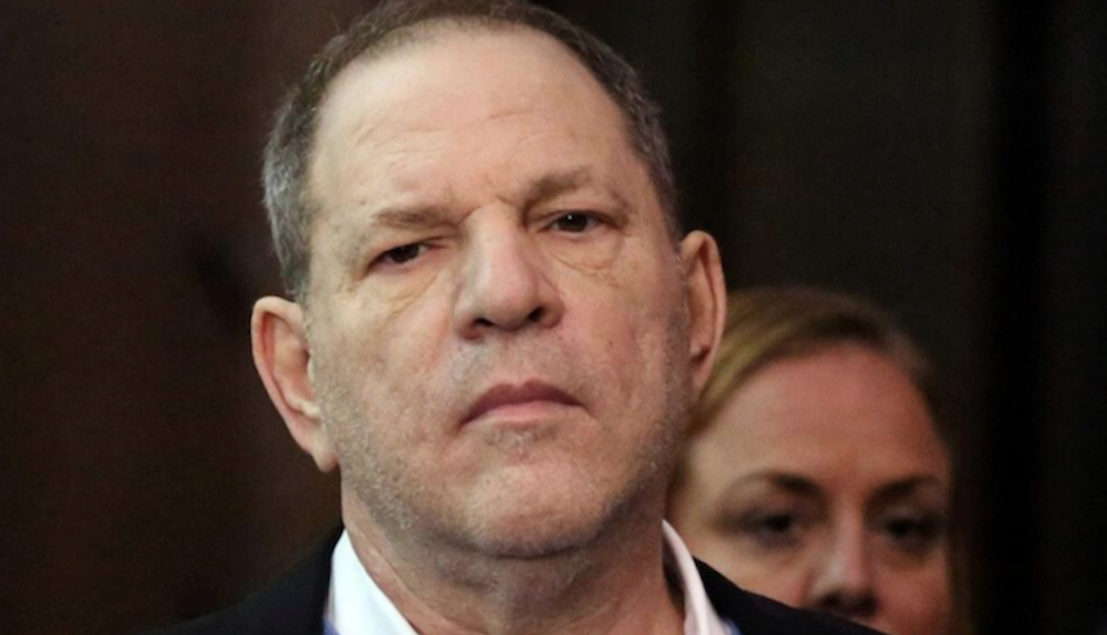 Harvey Weinstein trial rape court crime allegations cell phone judge