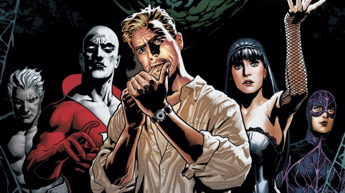 J.J. Abrams' Bad Robot developing film and TV projects based on DC Comics' Justice League Dark