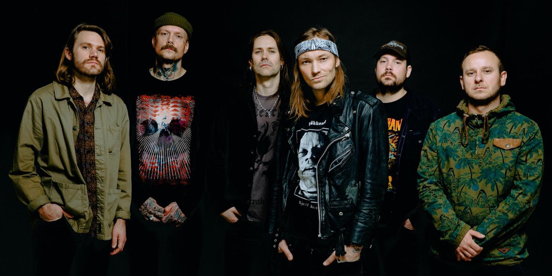 "Kvelertak unveil video for new song ""Crack of Doom"" featuring Mastodon's Troy Sanders: Stream"