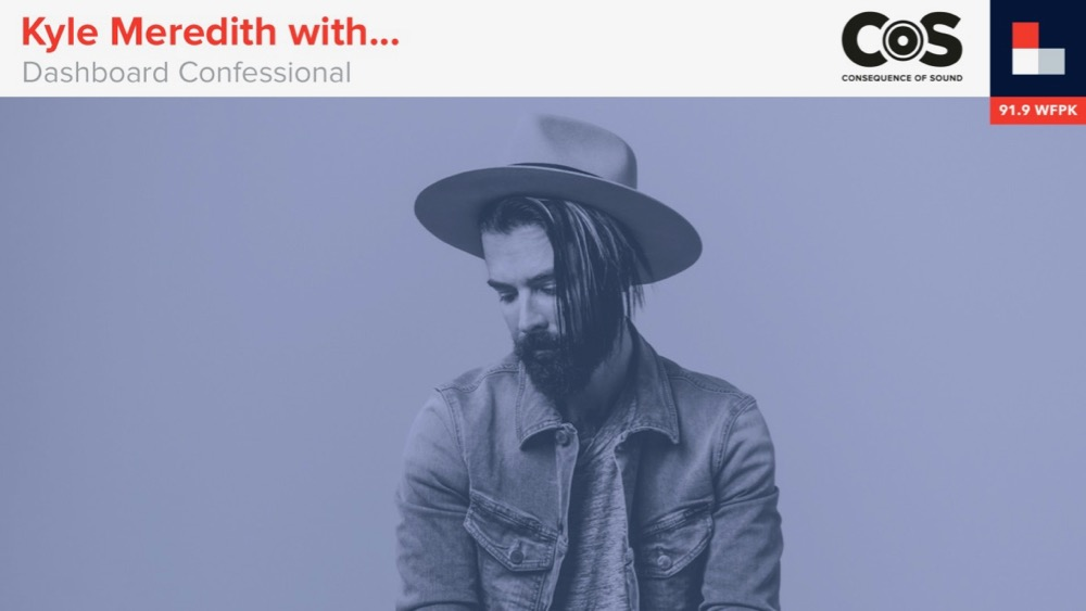 Dashboard Confessional on Influencing Soundcloud Rappers