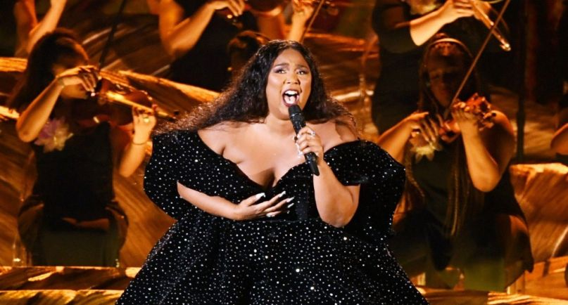 Lizzo 2020 Grammy Awards