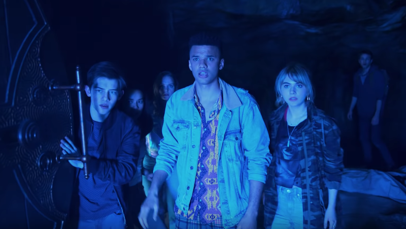 Netflix unlocks the trailer for long-awaited comic adaptation Locke & Key: Watch