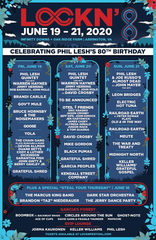 Lockn Festival 2020