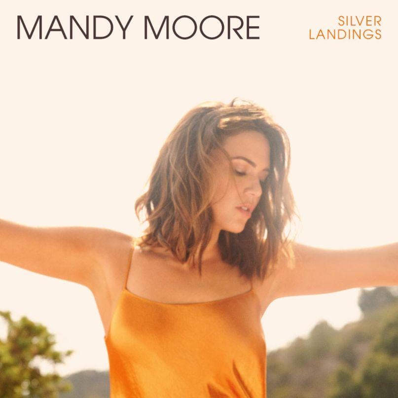 Mandy Moore's artwork for Silver Landings