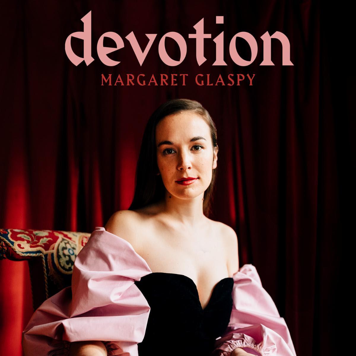 Margaret Glaspy devotion album cover artwork