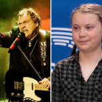 Meat Loaf Greta Thunberg Climate Change