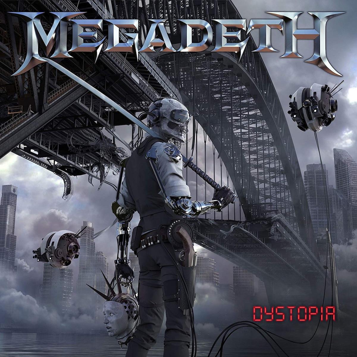 Megadeth - Dytopia