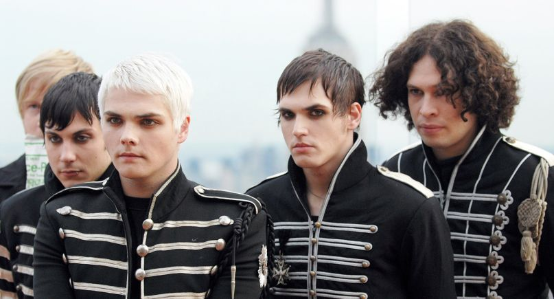 My Chemical Romance 2020 tour dates
