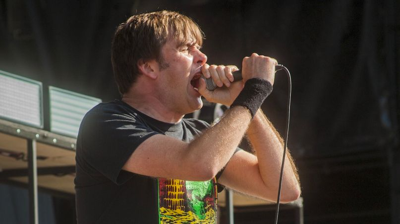 Napalm Death 2020 tour