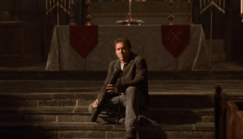 National Treasure 3 Disney Nicolas Cage