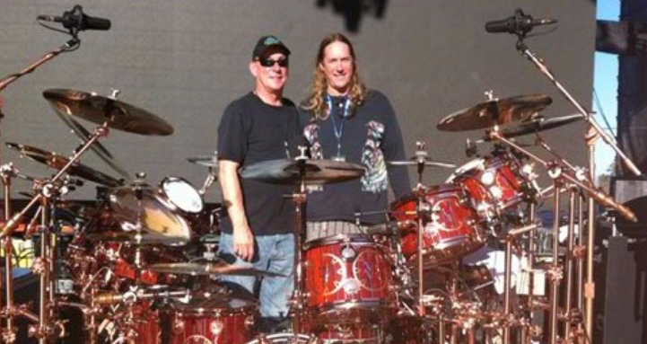 Tool's Danny Carey pays tribute to Rush's Neil Peart: Watch