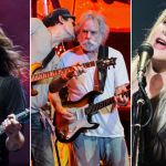 Foo Fighters (David Brendan Hall), Dead & Company (Ben Kaye), Stevie Nicks (Getty) to play New Orleans Jazz Fest
