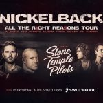 Nickelback Stone Temple Pilots tour 2020