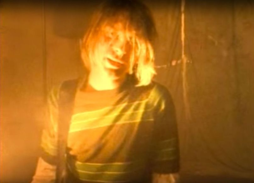 Nirvana's Smells Like Teen Spirit Video