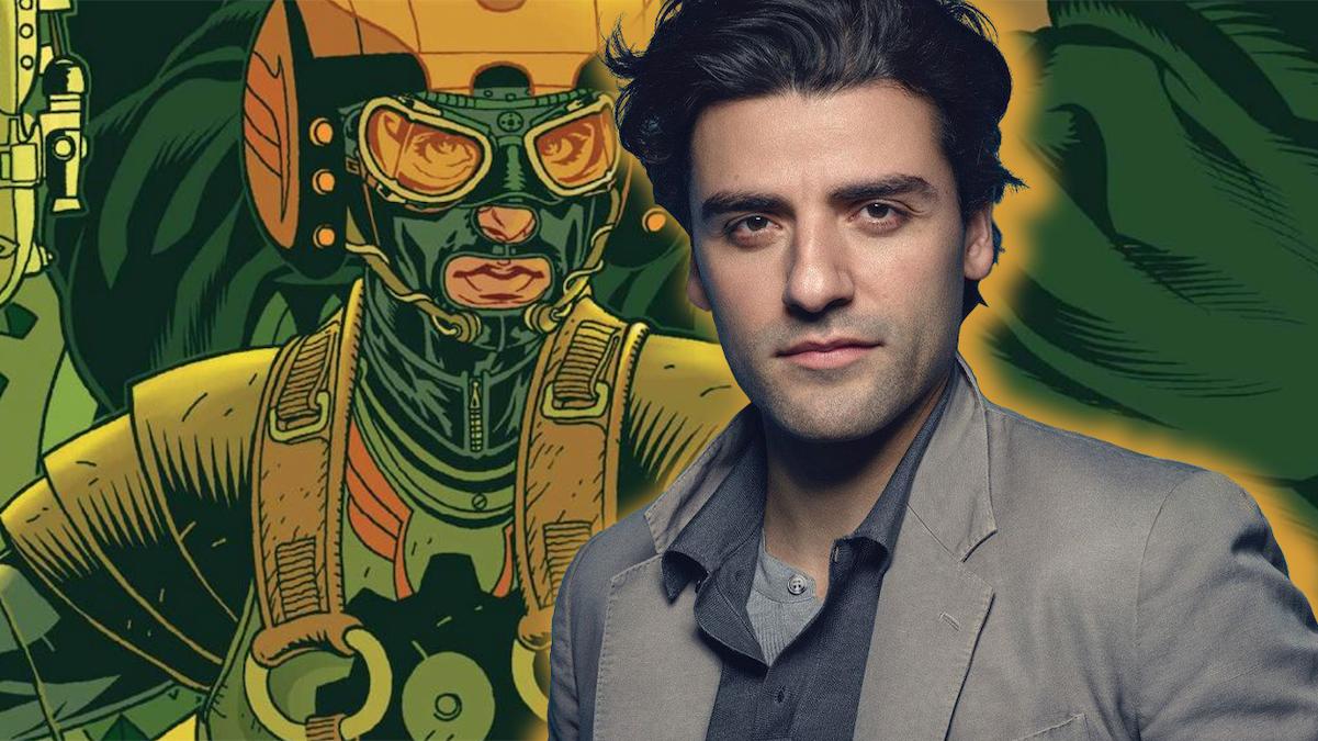 Ex Machina star Oscar Isaac to star in, produce adaptation of Ex Machina comic
