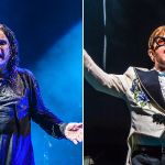 Ozzy Osbourne and Elton John collaborate