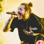 Post Malone sings Pantera