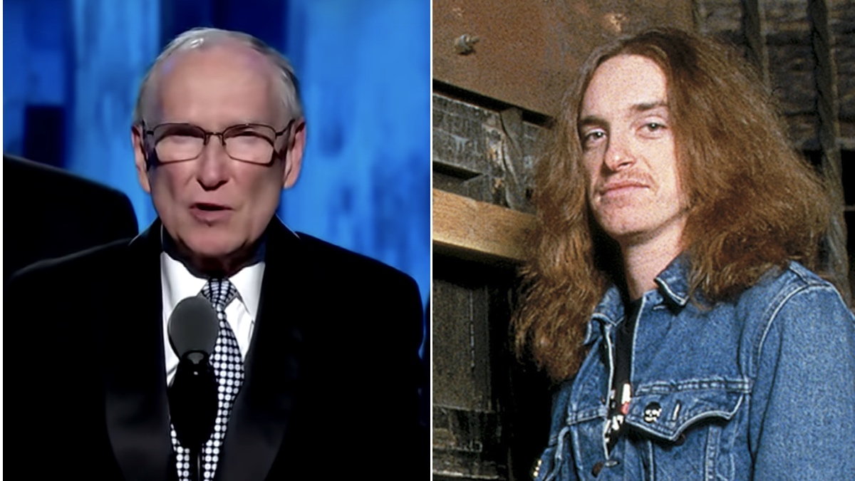 R.I.P. Ray Burton, father of late Metallica legend Cliff Burton dies at 94