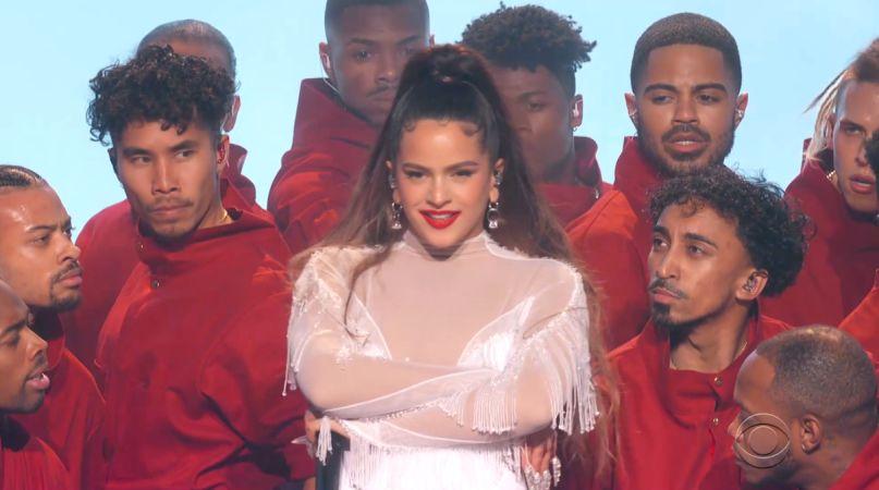 Rosalia Grammys 2020 performance