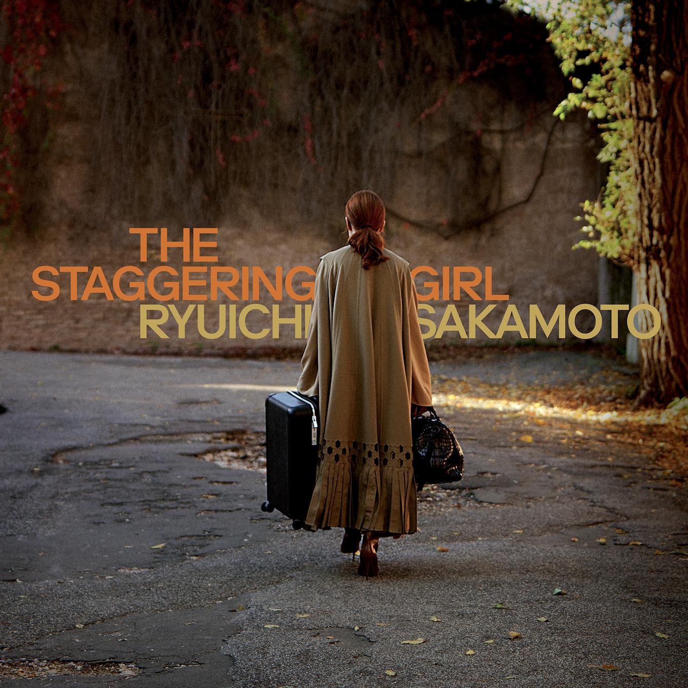 Ryuichi Sakamoto The Staggering Girl Score Artwork