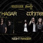 Sammy Hagar & The Circle and Whitesnake Tour