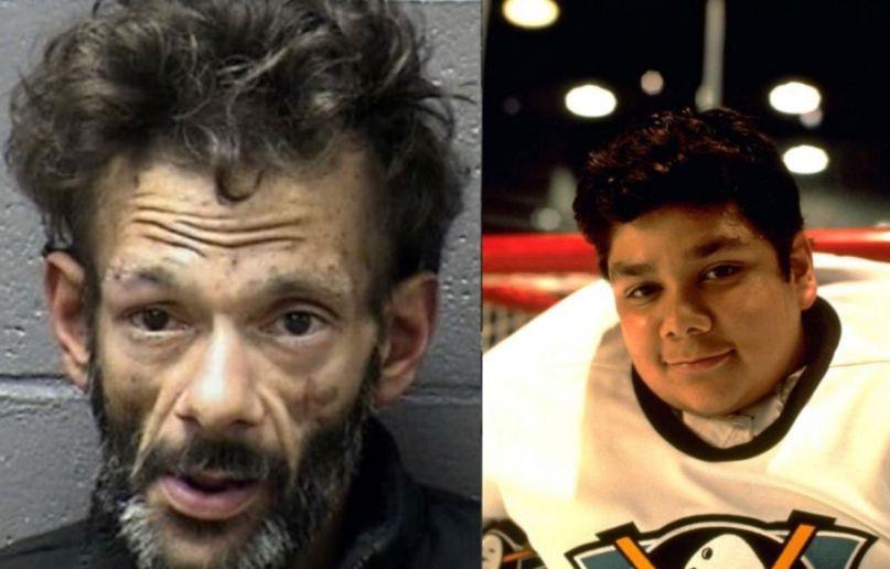 Shaun Weiss, former Mighty Ducks actor