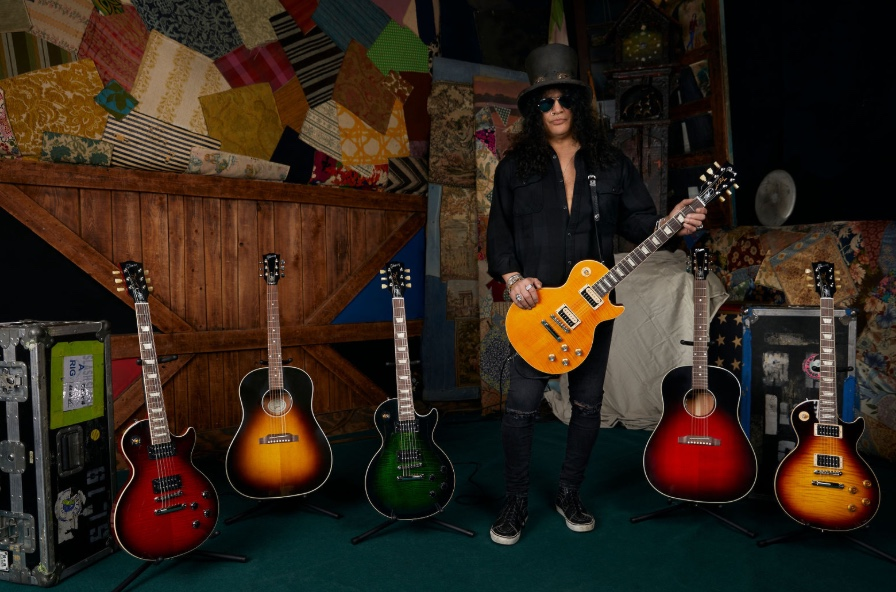 Slash Gibson collection