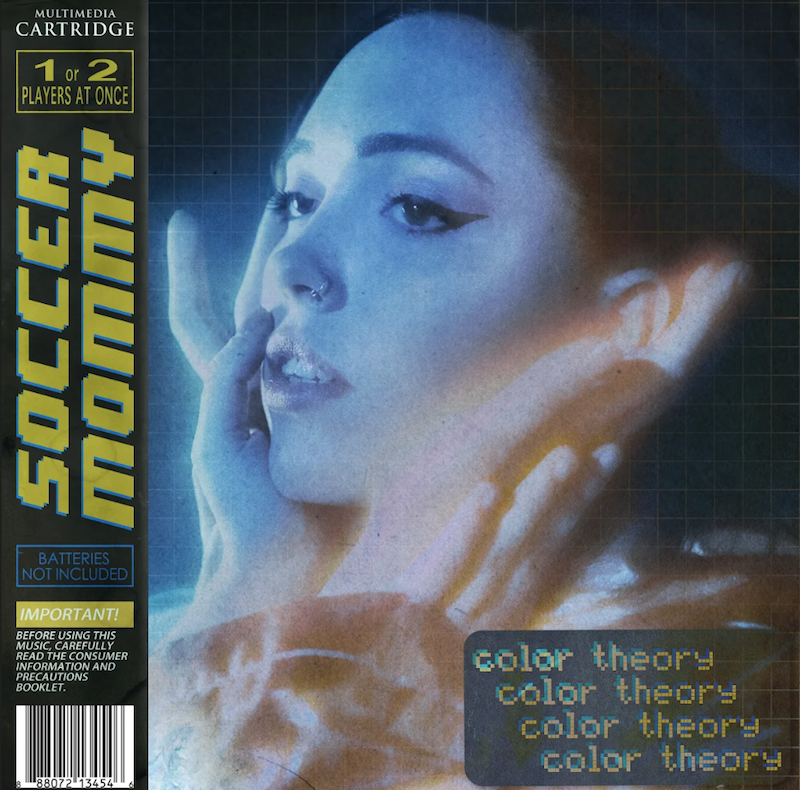 Soccer Mommy Color Theory Album Artwork