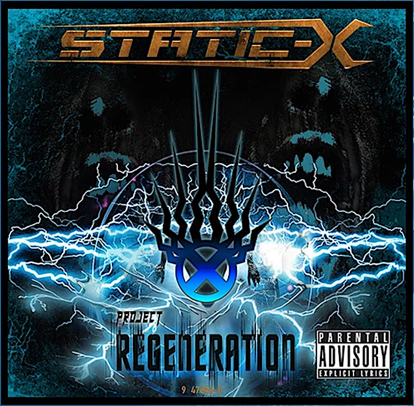 Static-X - Project Regeneration