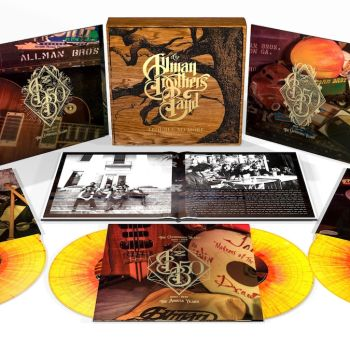 The Allman Brothers Band Trouble No More 50th Anniversary Collection