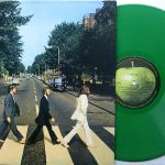 The Beatles' Abbey Road on vinyl
