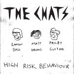 The Chats High Risk Behaviour artwork