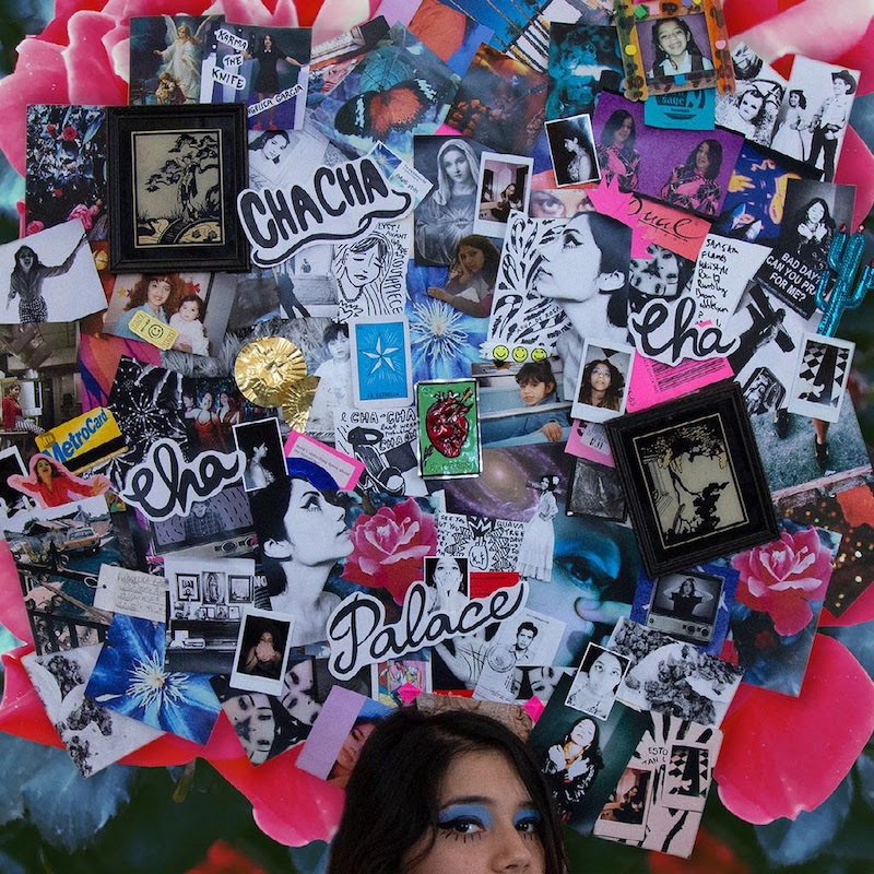 angelica garcia cha cha palace album cover art Angelica Garcia announces new album Cha Cha Palace, shares Guadalupe: Stream