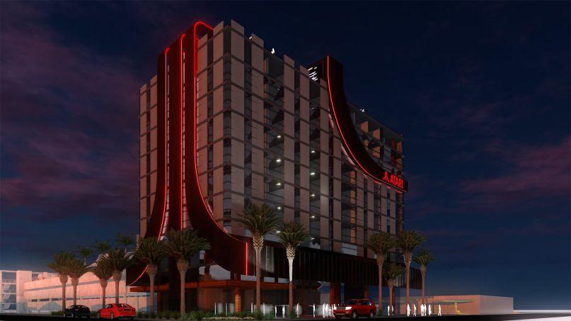 Atari Hotel, Video Game Hotel