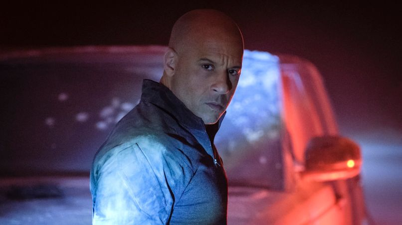 Vin Diesel, Bloodshot Movie Review