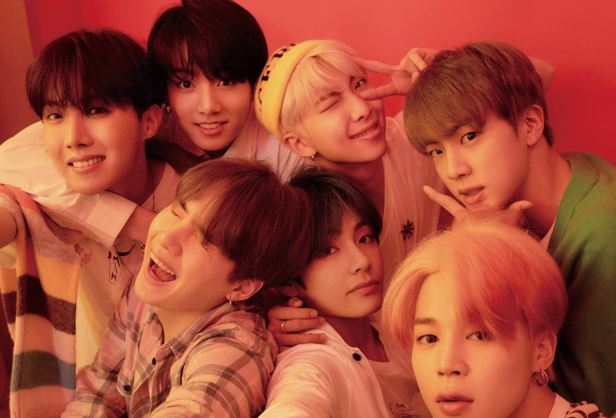 "BTS Support Black Lives Matter Movement: ""We Will Stand Together ..."
