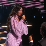 camila cabello grammy performance father