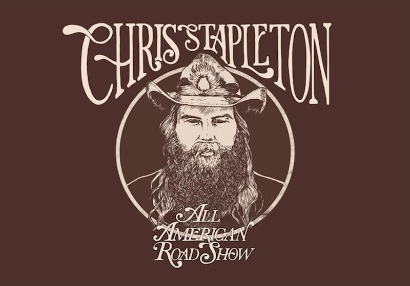chris stapleton all american road show tour tickets 2020 Chris Stapleton announces 2020 All American Road Show tour