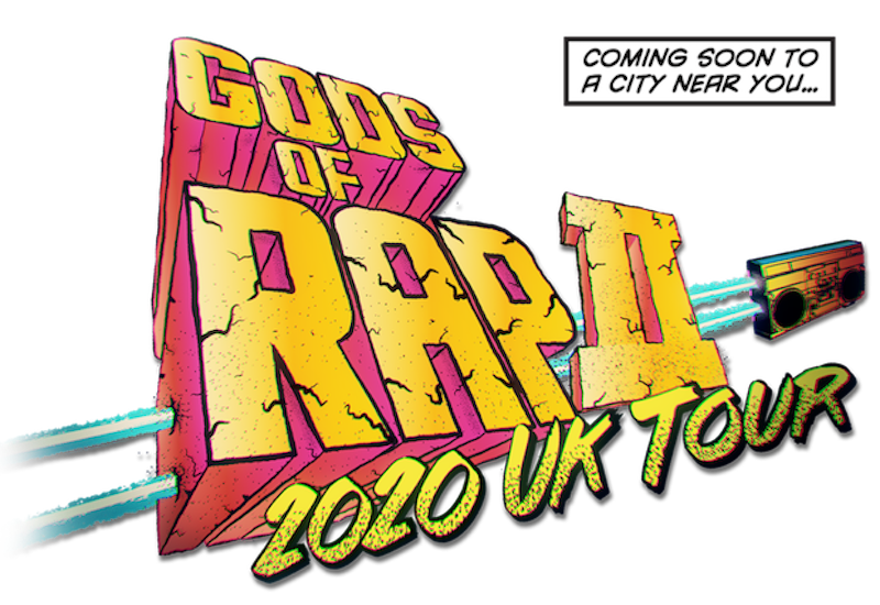 gods of rap tour 2020 tour dates tickets Gods of Rap Tour returns with Nas, DMX, Gang Starr, and The Lox