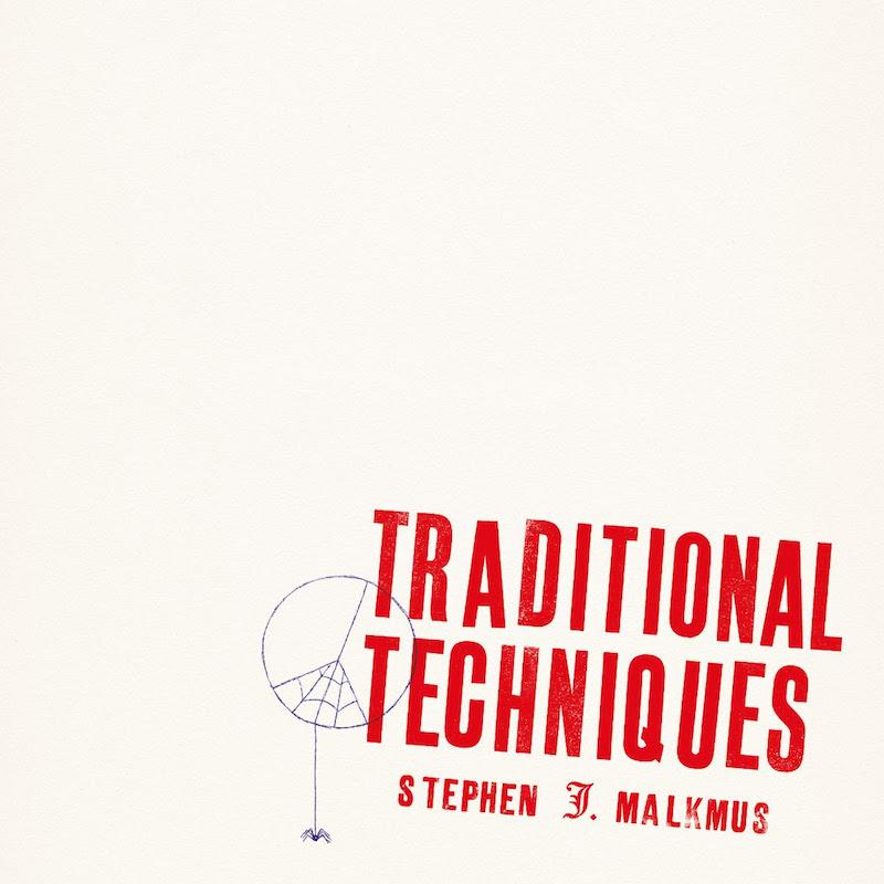 malkmus traditional techniques album cover art Stephen Malkmus announces new album Traditional Techniques, plots North American tour