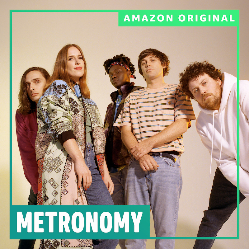metronomy up higher amazon Metronomy return with new single Up, Higher: Stream