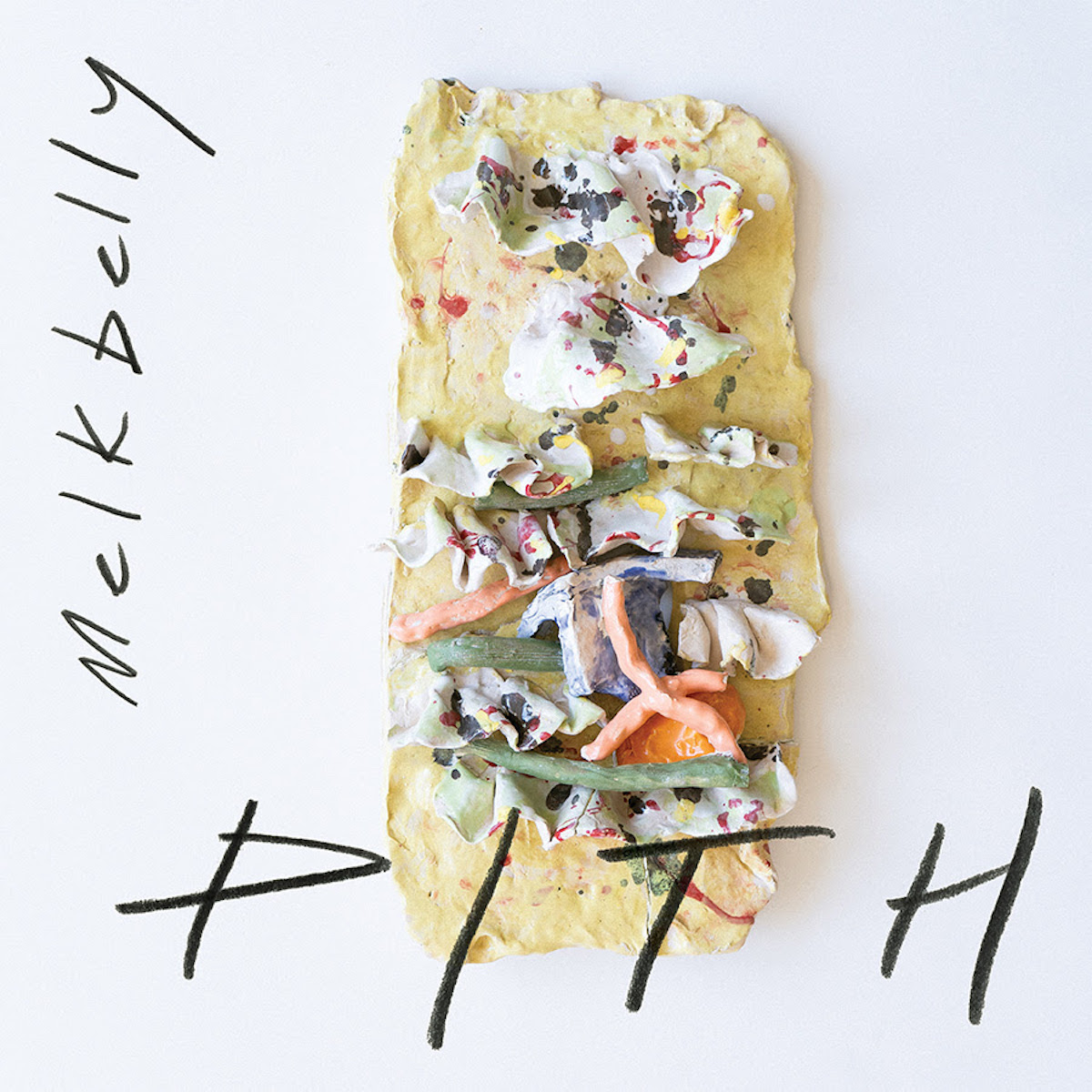pith melkbelly album cover artwork Melkbelly announce new album PITH, plus North American tour