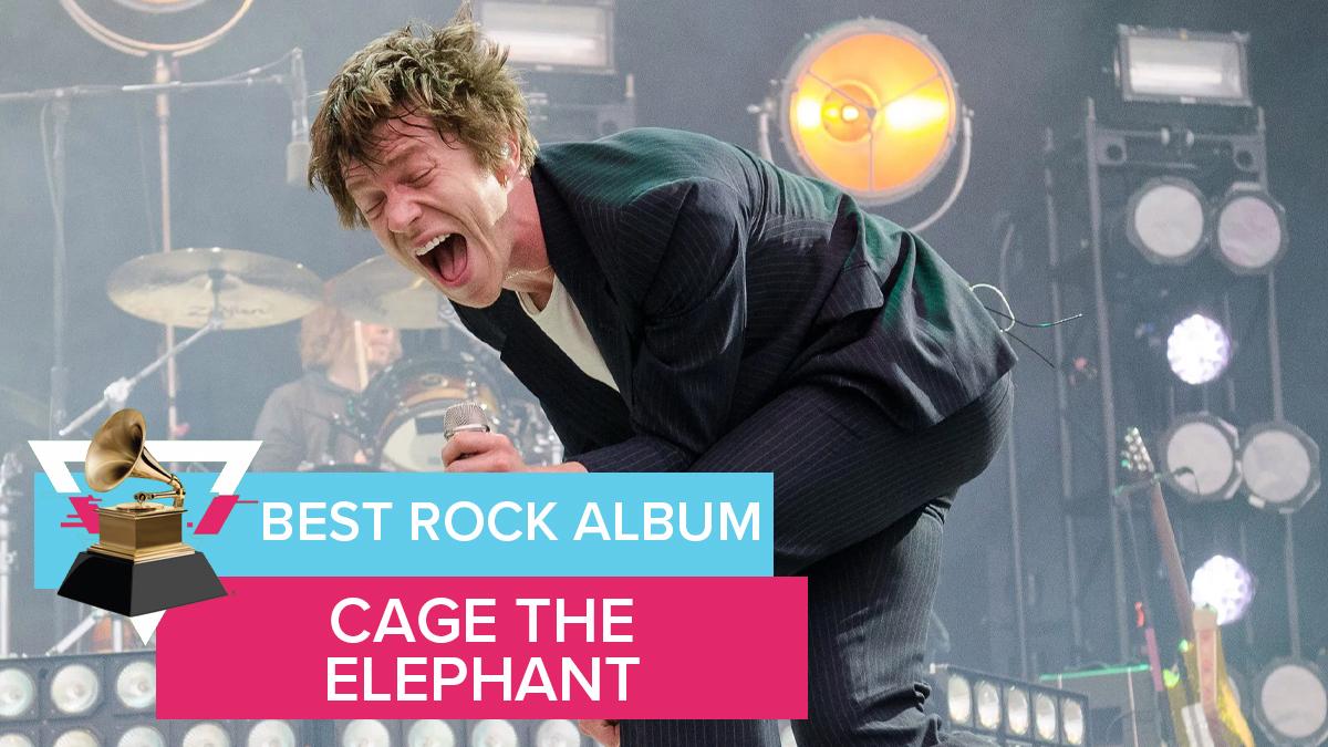 rock album cage the album grammys 2020 awards